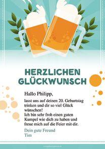 Geburtstagskarten zum ausdrucken kostenlos fur manner